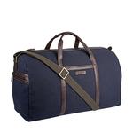BORJIGIN 03 DUFFLE BAG CANVAS,  navy blue