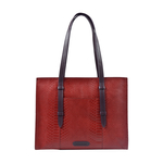 Virgo 02 Sb Women s Handbag, Snake Melbourne Ranch,  red