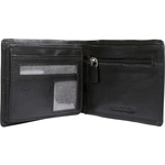 L104 (Rf) Men s wallet,  black