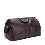 CAPRI WASH BAG RANCH,  chestnut