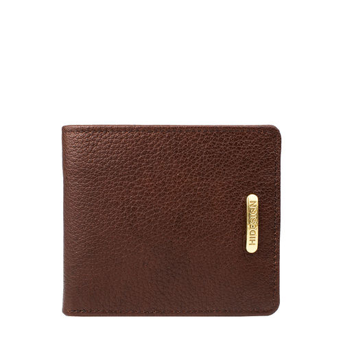 260-2020 Men s wallet, elephant,  brown