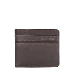 270-L107F (Rf) Men's wallet,  brown