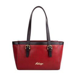 EE DUBAI 01 WOMENS HANDBAG MARAKESH,  red