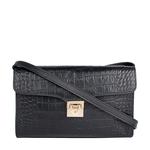 Stampa 02 Women s Handbag Croco,  black
