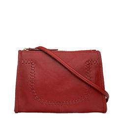 Mina Women's Wallet,  red