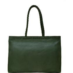 Juno 03 Handbag, roma,  green