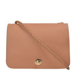 Charlyne 02 Women's Handbag, Dakota,  nude