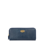 Angara W3 (Rfid) Sb Women s Wallet, Snake,  midnight blue