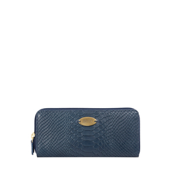 Angara W3 (Rfid) Sb Women's Wallet, Snake,  midnight blue