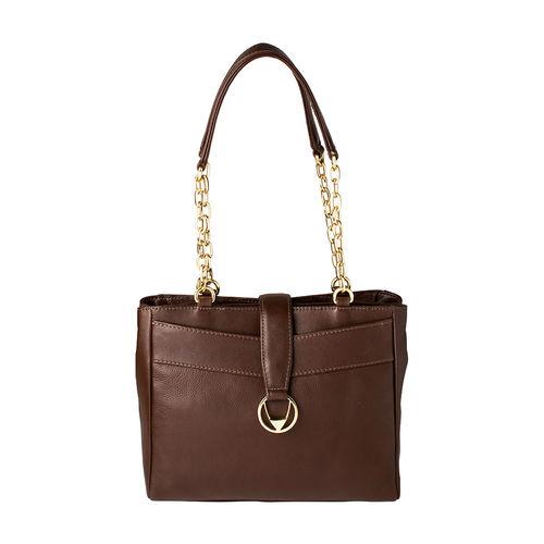 Azha 02 Women s Handbag, Ranchero,  brown