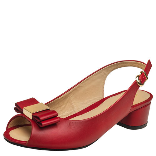 Lolo Women s shoes, 37,   red