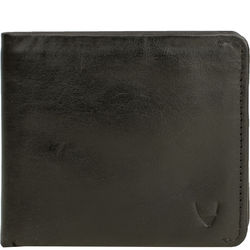 215010 Men's wallet,  black, roma