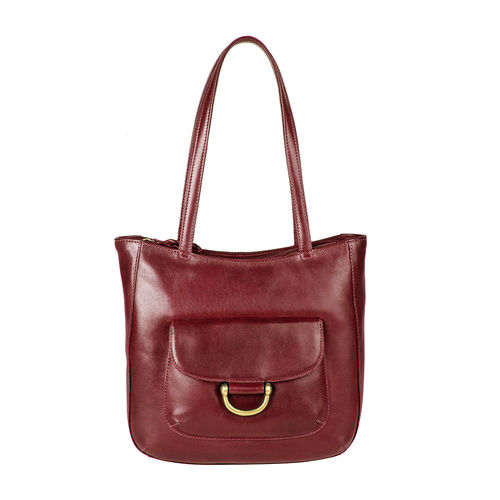 Chestnut 01 E. I Handbag,  red