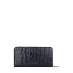Atlanta Women s Wallet, Croco,  black