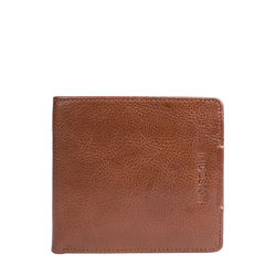 291-017 (Rf) Men's wallet,  tan