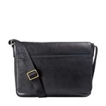 Sigmund 01 Messenger Bag, Regular,  black