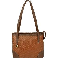 Ara 03 Handbag, woven,  tan