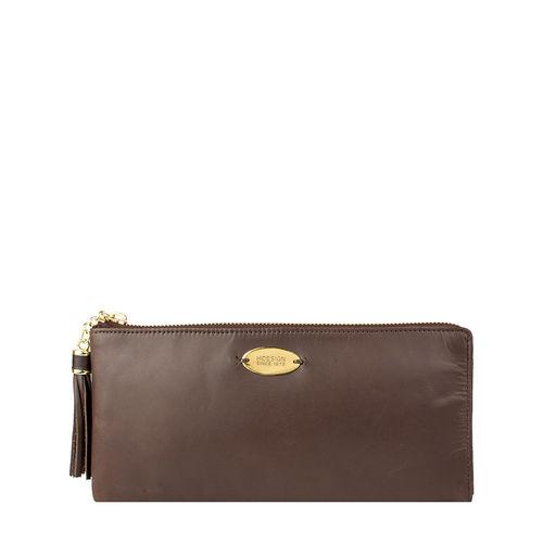 Astra W1 Women s Wallet, Cow Escada Lamb,  brown, escada