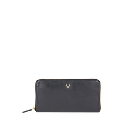 Atlanta Women's Wallet, Ranch,  black