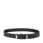 Ryan Men s Belt, Ranchero Ran, 34-36,  black