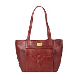 Ee Misha 02 Women's Handbag Lizard,  marsala
