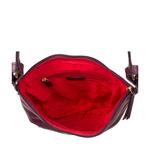 Rhine 02 Sb Women s Handbag, Lamb,  aubergine