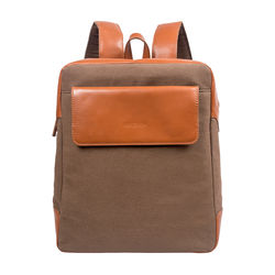 Plato 03 Back Pack, Canvas Soho, desert palm ...