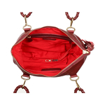 ACACIA 03 WOMENS HANDBAG EI SHEEP,  marsala