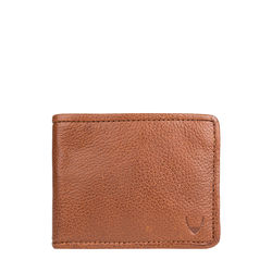 267-017A (Rf) Men's wallet,  tan