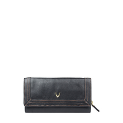 Cerys W3 Women's Wallet, Roma,  black