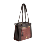 Libra 02 Sb Women s Handbag Ostrich,  brown