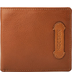 279-036 Men's wallet, khyber,  tan