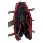 Atria 03 Women s Handbag Cement Croco,  brown,  brown