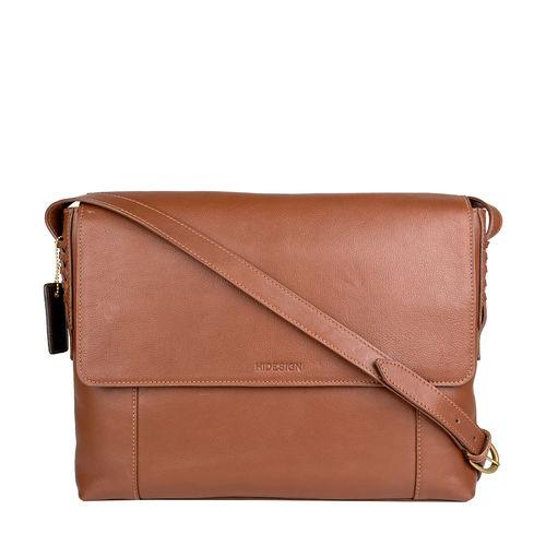 NICHOLSON 01 Messenger bag,  tan