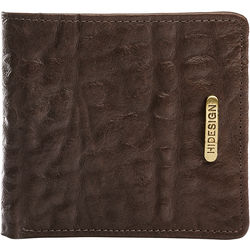 260-010 Men's wallet, elephant,  brown