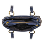 42nd Street 01 Women s Handbag, Roma Ranch,  midnight blue