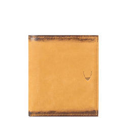 296 L105 (RFID) MENS WALLET CAMEL,  tan