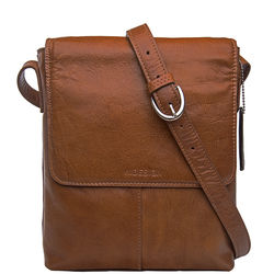 Jester 02 Crossbody,  brown, khyber
