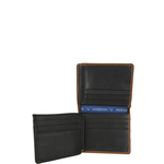 279-144B Men s wallet,  tan, khyber