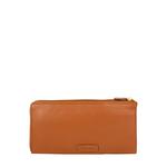 Mina W4 Women s wallet, Roma Melbourne Ranch,  tan
