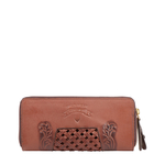 BELLE STAR W4 (RF) WOMENS WALLET EI EMBOSS,  brown