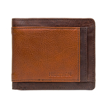 266-150a Men s Wallet, Raro Camel,  tan