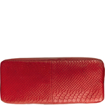 SB ALYA 02 WOMEN S HANDBAG SNAKE,  red