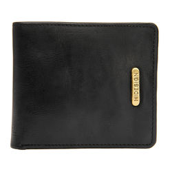 260-2020 Men's wallet, elephant,  black