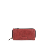 Cara W2 Women s Wallet, Florida Melbourne Ranch,  red