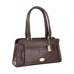 Orsay 03 Women s Handbag, Croco,  brown