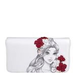 Belle 03 Women s Wallet, Ranch,  white