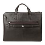 Eastwood 01 Laptop sleeve,  brown, regular