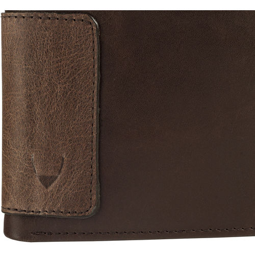 253-L103F Men s wallet,  brown, soho