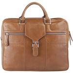 Golf 02 Briefcase,  tan, regular